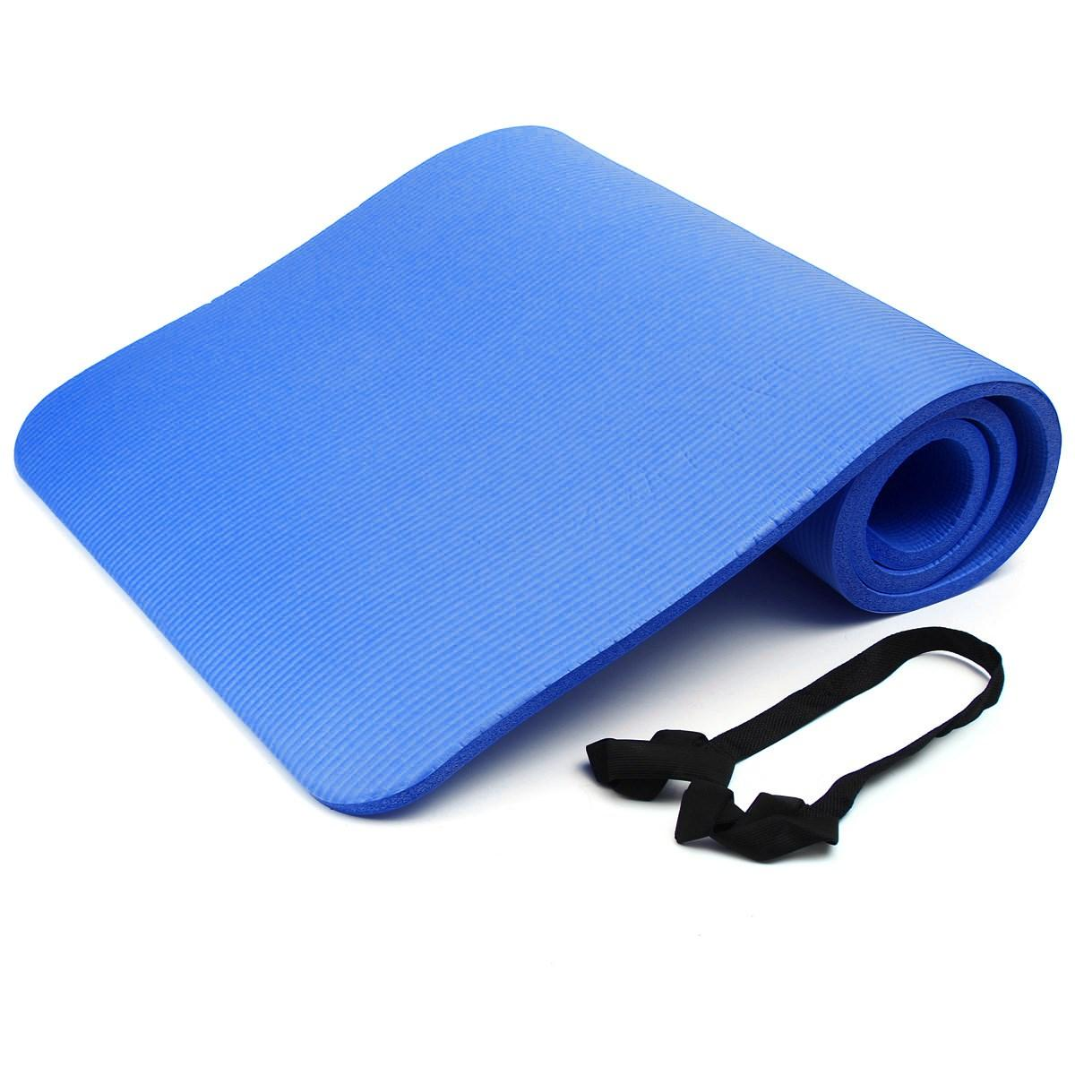 name accessories business inch custom customize extra embroidered yoga thick mat deluxe with or your mats
