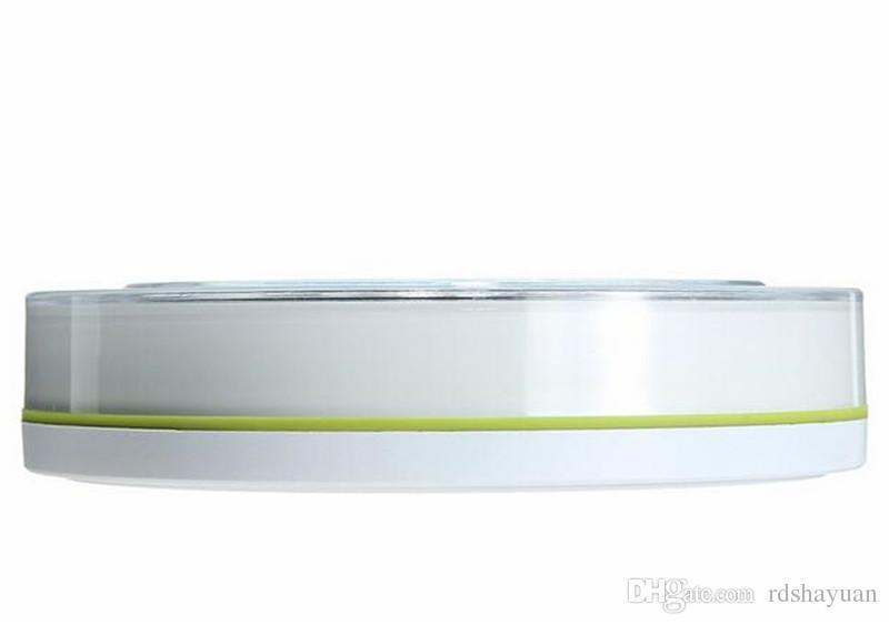 RGB LED 수 중 라이트 태양 전원 연못 수영장 부동 방수 LED 야외 조명 원격 제어와 함께 새로운