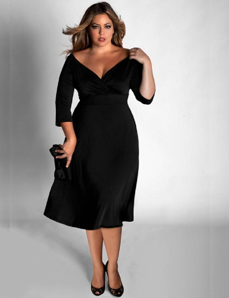 Plus Size Dresses for Business