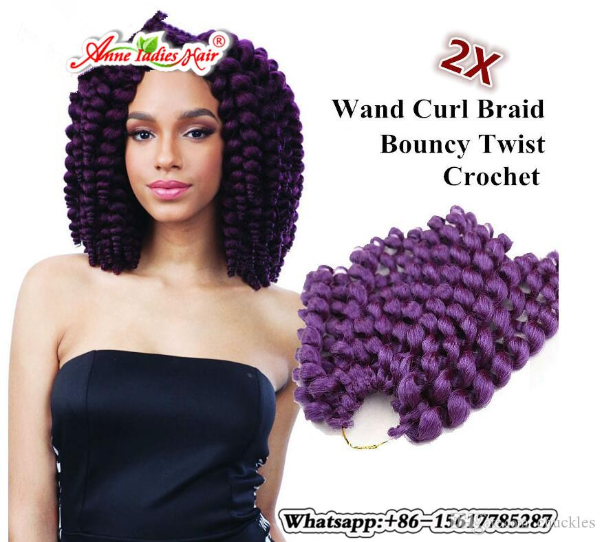 10inch 80g crochet hair extensions jamaican twist synthetic 11 pmusecretfo Choice Image