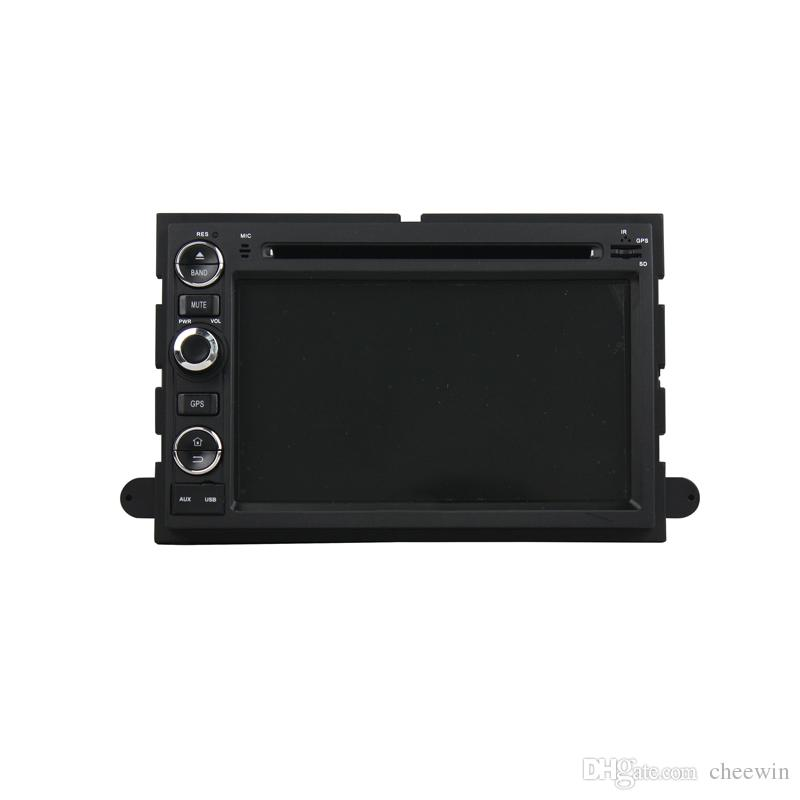 Free map 7inch Andriod 5.1 Car DVD player for ford Fusion with GPS,Steering Wheel Control,Bluetooth, Radio