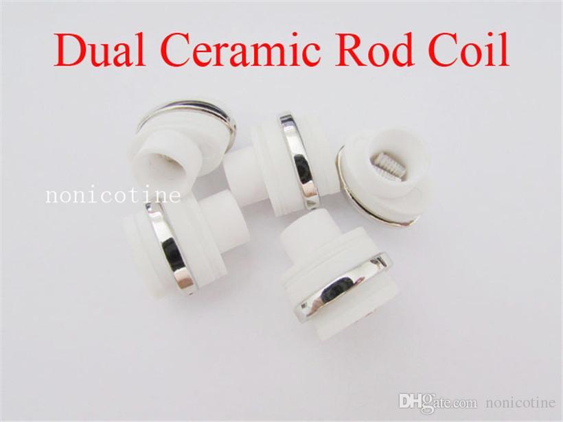 Newest ramic Rod Coil Wax Replacement Core Quartz Atomizer For Wax Vaporizer Pen Quartz Rod for Elips Cloud Pen micro g pen