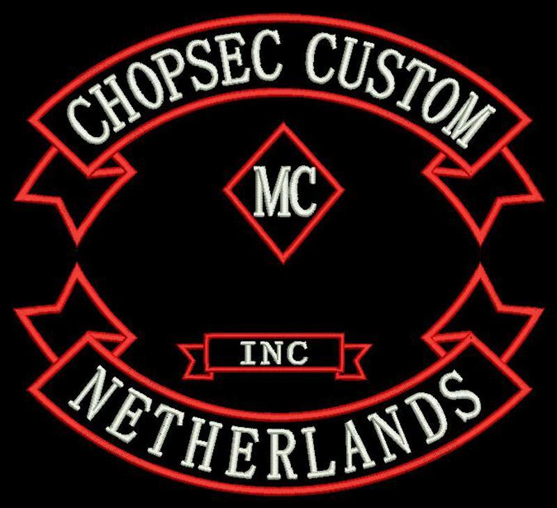 Özel Işlemeli Rockers Şerit, Adı MC Set Yama Yelek Outlaw Biker MC Kulübü Ceket geri Dikmek veya deri ceket