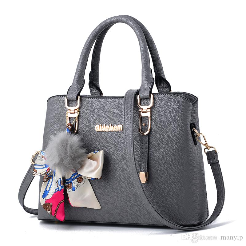 425bb20343b0 Brand New Women Fashion Bags Totes Handbags Simple Handbag Shoulder Bag  Large Bag Messenger Bag Simple Factory Price WholesaleDFMP17 Canada 2019  From Manyip ...