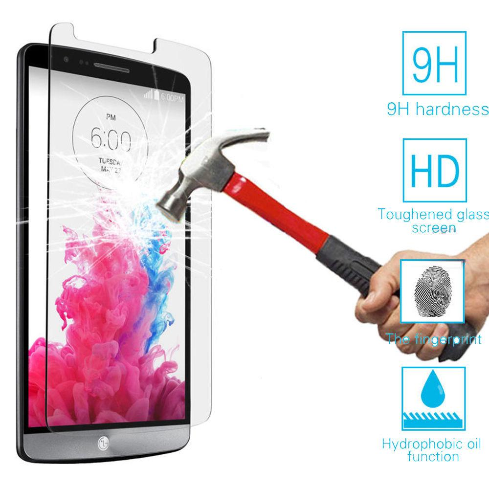 cce5e87b7be 0.26mm 9H Tempered Glass For LG G2 G3 H420 G3S G2mini G4S G5 K4 K5 K10 H324  H502F Nexus 4 5 5X XPower K8 Screen Protector Case Cell Phone Cases  Wholesale ...