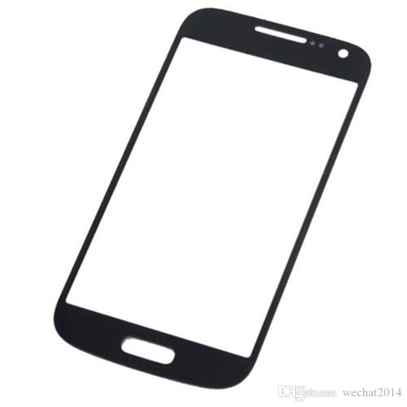 Front Outer Touch Screen Glass Replacement for Samsung Galaxy s4 Mini i9190 i9195 free DHL
