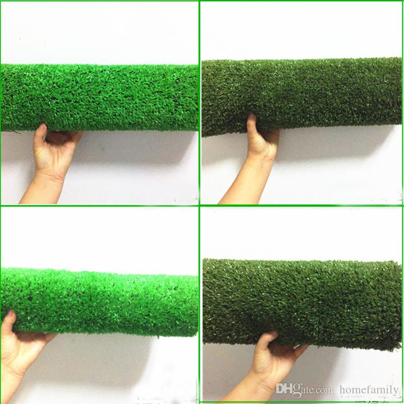 Hot Artificial Plastic Grass Lawn 1Square mater Garden Miniature Gnome Moss Terrarium Decor Resin Crafts Bonsai Home Decor Milan Lawn