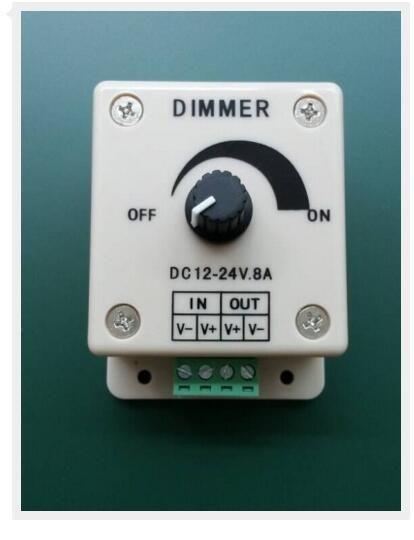 Schema Elettrico Dimmer : Acquista dimmer manuale a led dimmer a manopola monocromatico