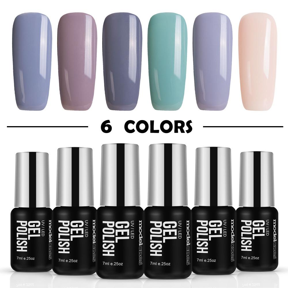 Gel Nail Polish Lot – Papillon Day Spa