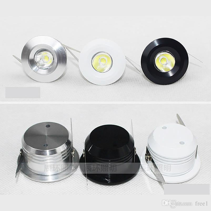 3W Mini Led Cabinet Light AC110 240V Mini Led Spot ...