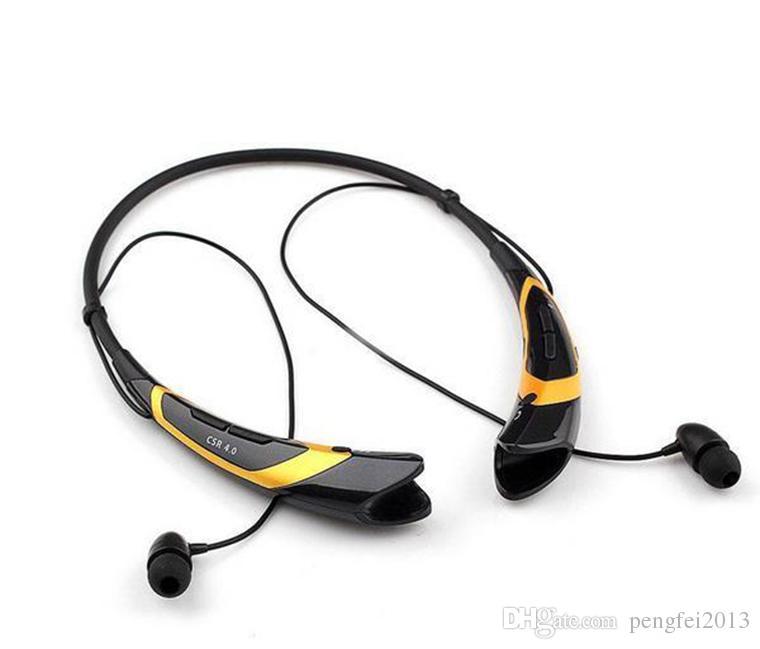 2017 HBS760 Casque Bluetooth Sans Fil Musique Casque Bluetooth EDR4.0 Sport Mains Libres Bluetooth Écouteur pour iphone