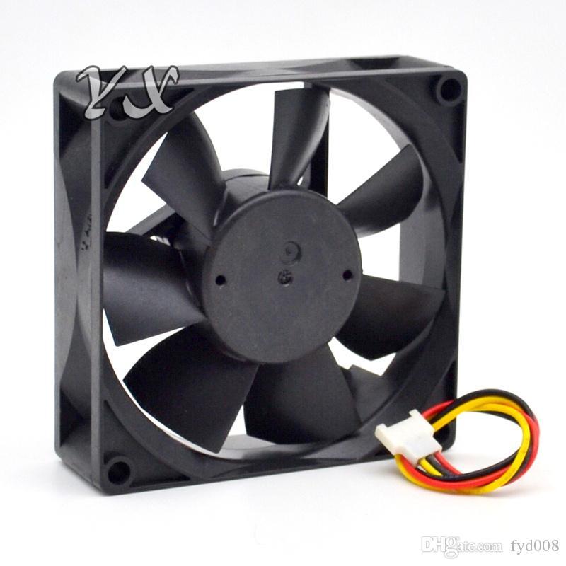 아주 새로운 CA1530H01 Melco 80MM MMF-08G24DS RC4 808025 mm DC 24V 0.10A 서버 냉각 팬