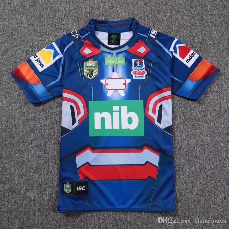 363e2bcc36b 2019 Newcastle Knights 2017 Marvel Iron Patriot Jersey Rugby Jerseys Shirts  2017 2018 The Pre Sale Top Quality S 3XL From Xiaochouya