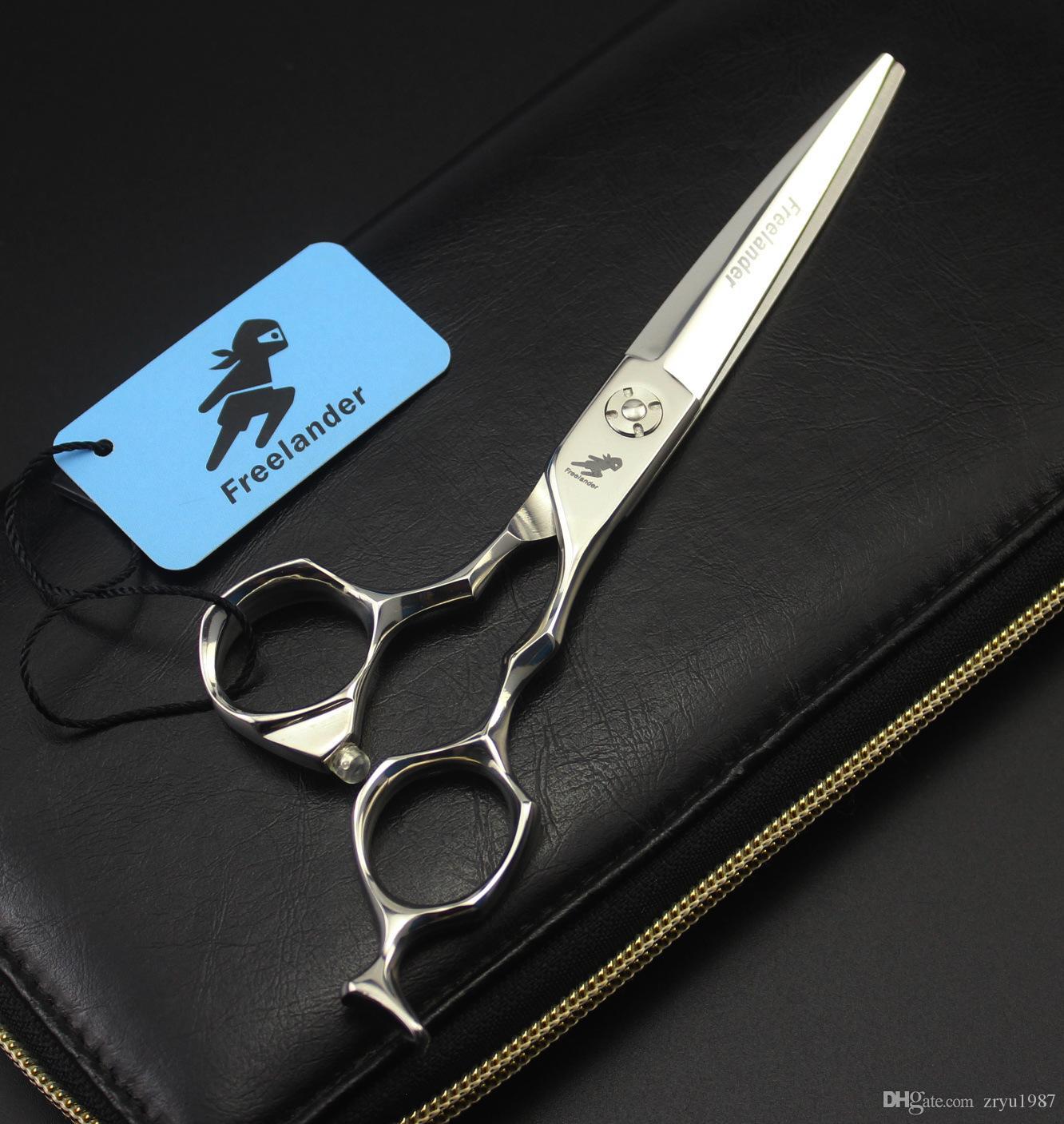 Nuevas tijeras de peluquería profesional Herramientas de peluquería Herramientas de corte de salón Productos rectos