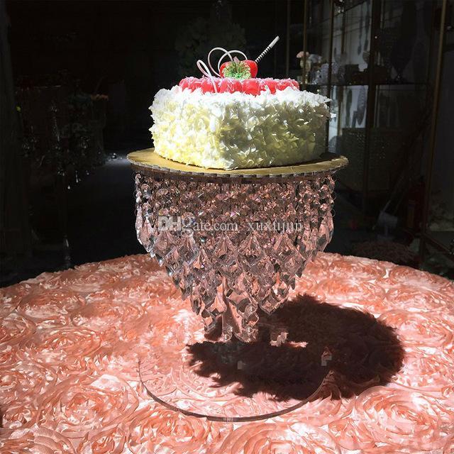 Grosshandel Wunderschone Kristall Tortenstander Kuchen Zubehor 12