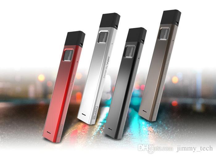 Yeni buhar e sigara başlangıç kiti Bpod Değiştirilebilir 1.0 ml Tankı Maç Tatlar Çeşitli 310 mah pil DHL ücretsiz kargo