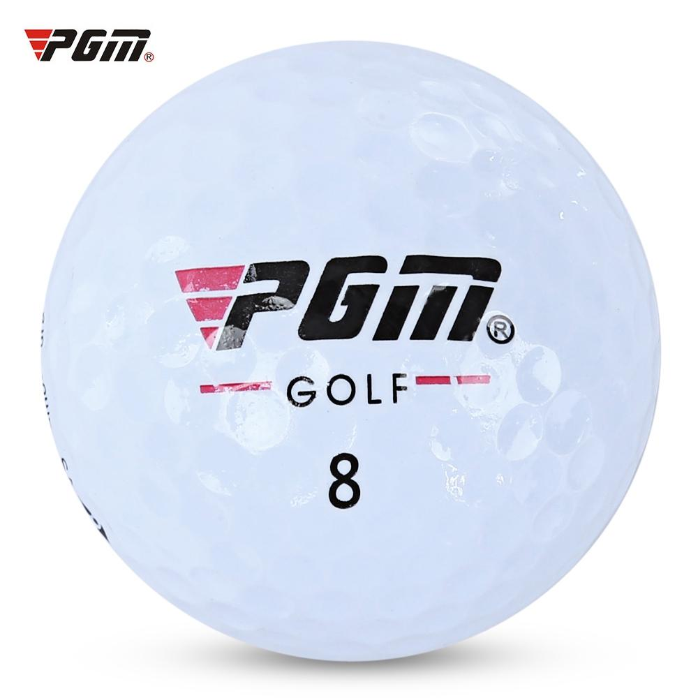 Wholesale  PGM Practice Golf Balls Durable Golf Ball With Three Layer  Design Promotion Golf Balls Ball Cabinet Golf Balls Red Ball Spike Online  With ...
