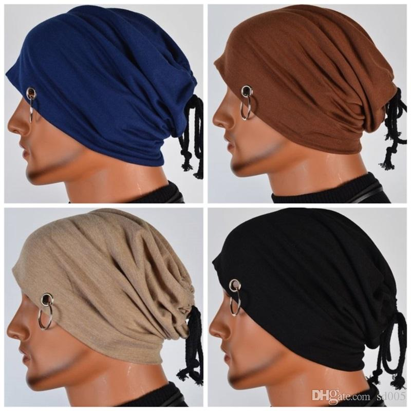Hip Hop Beanie New Fashion Inverno Uomo E Donna Cappello Per Multi Color Hoop Head Caps 6 5lz C