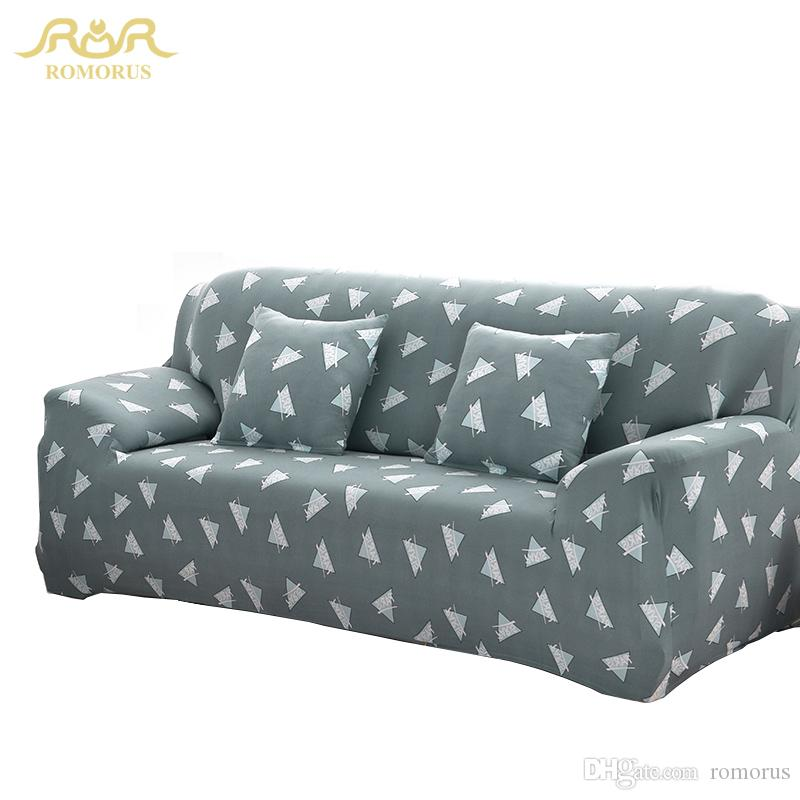 Romorus 2017 Modern Elastic Sofa Cover Stretch Polyester