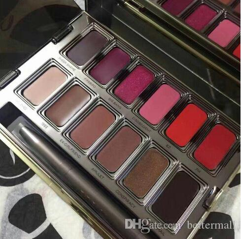 Brand new Blackmail Vice Lipstick palette Lipgloss Palette Long Lasting Cosmetics Limited Edition Lip Gloss Palette DHL free