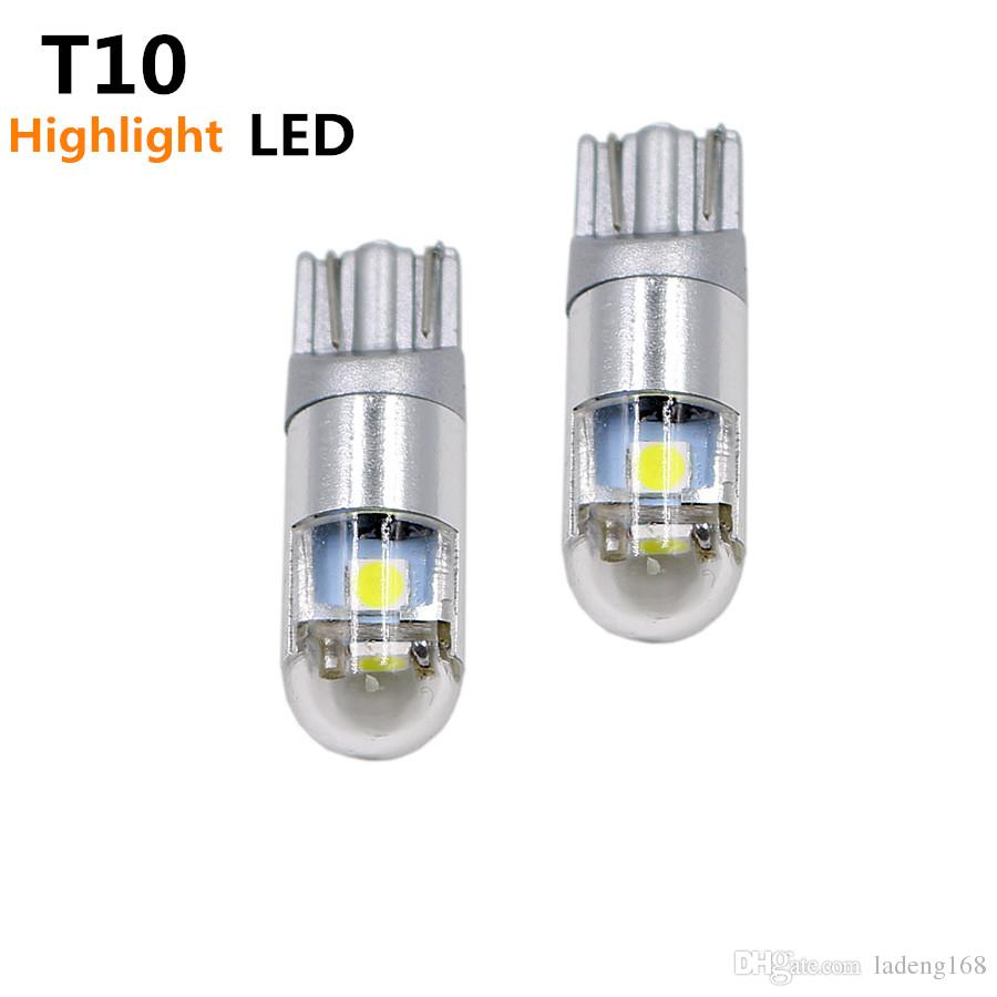 Car styling w5w canbus car lights led t10 3030 3smd 12v auto lamps see larger image parisarafo Choice Image