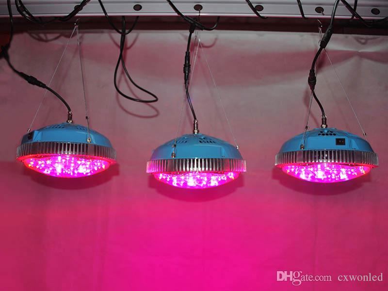 3 years warranty 140w UFO full spectrum led plant grow light for greenhouse garden plant AC85-265V OEM Service