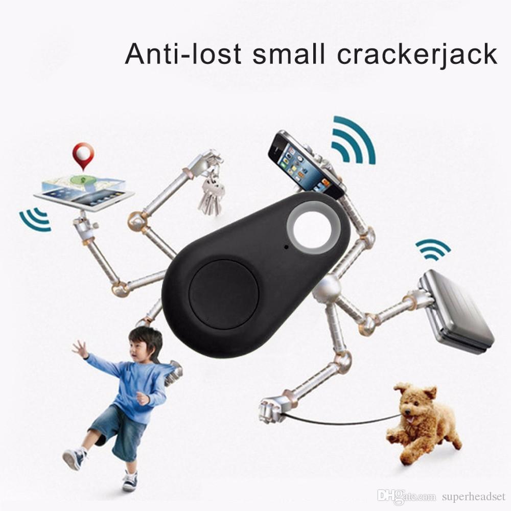 Drahtlose Bluetooth Smart Anti verloren Tracker Brieftasche Kind Key Finder verloren Sache Empfänger Sensor Alarm Locator GPS