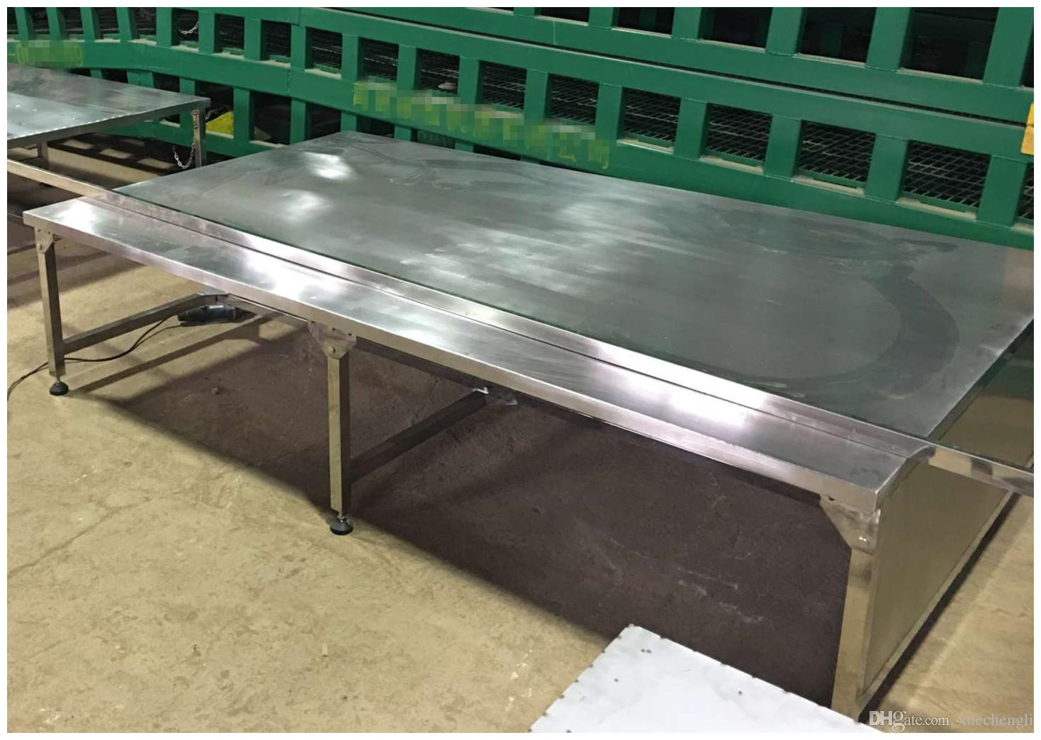 Stainless Lab Furniture Stainless Steel Workbench for Laboratory Hospital  Workshop Use