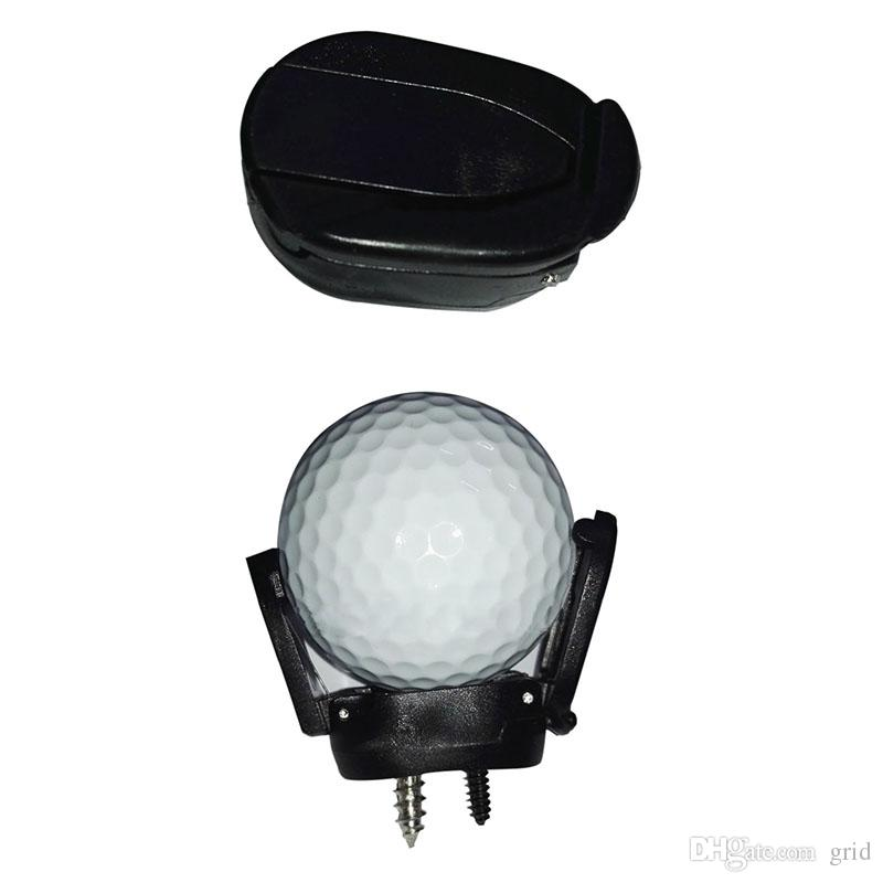 Venta al por mayor agarre de plástico pelota de golf pick up para putter abierto pitch y retriever herramienta accesorios de golf Pickup Ball Golf Training Aid