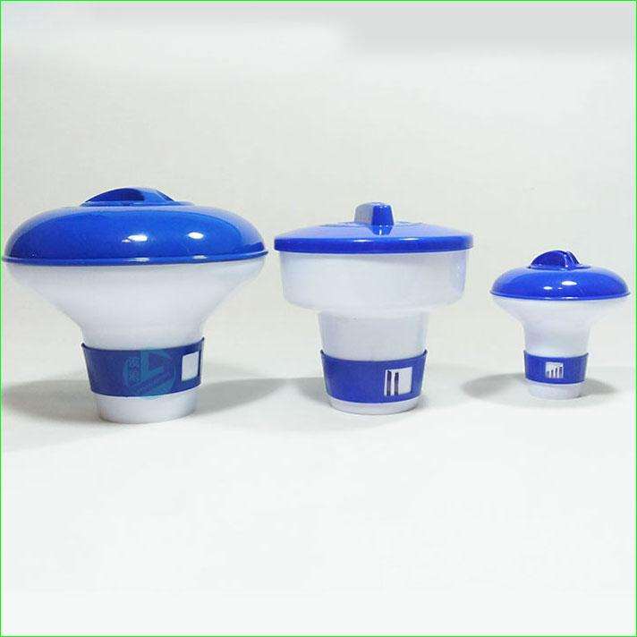 Wholesale-Floating Chlorine Chemical Dispenser for Swimming Pool