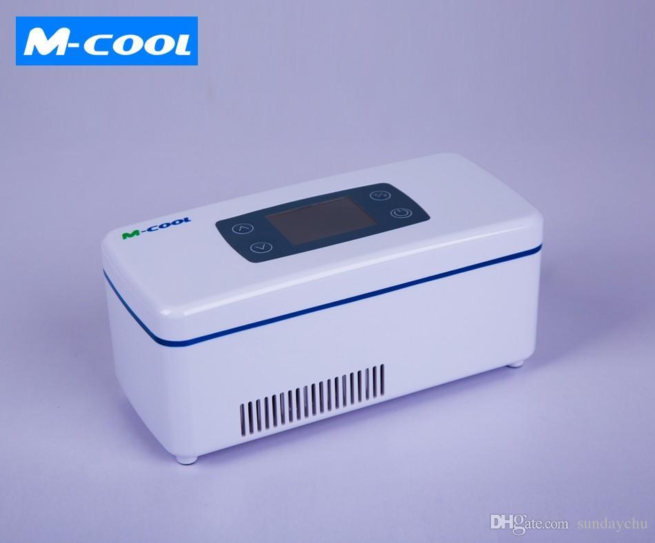 2018 Diabetes Healthcare Portable Medical Cooler/Mini Fridge Portable  Refrigerator/New Home Portable Mini Diabetic Cooler Box/Car Small Fridge  From ...