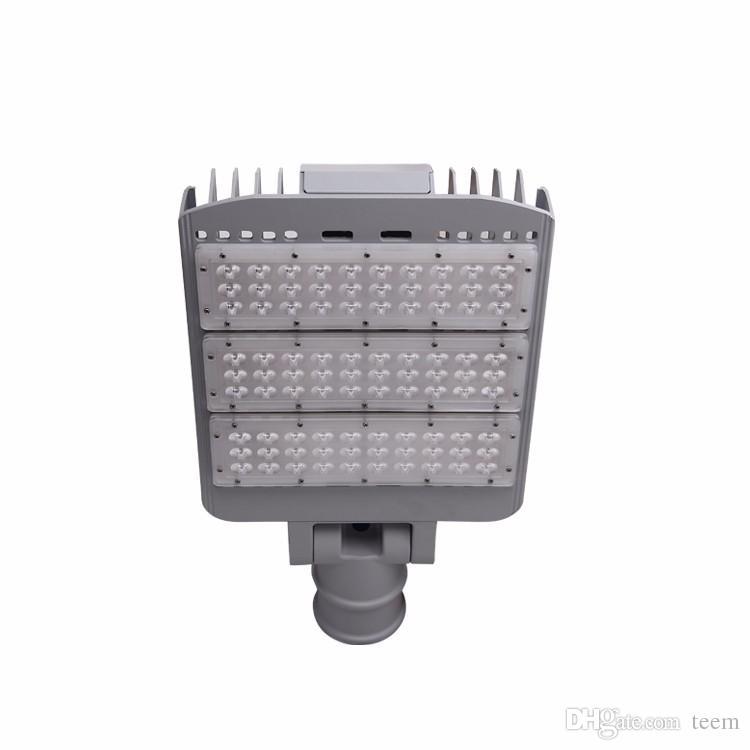 CE RoHS Newest design LED street light module 80w 150W 190w 240W led streetlight road lights outdoor solar led street lighting 1515