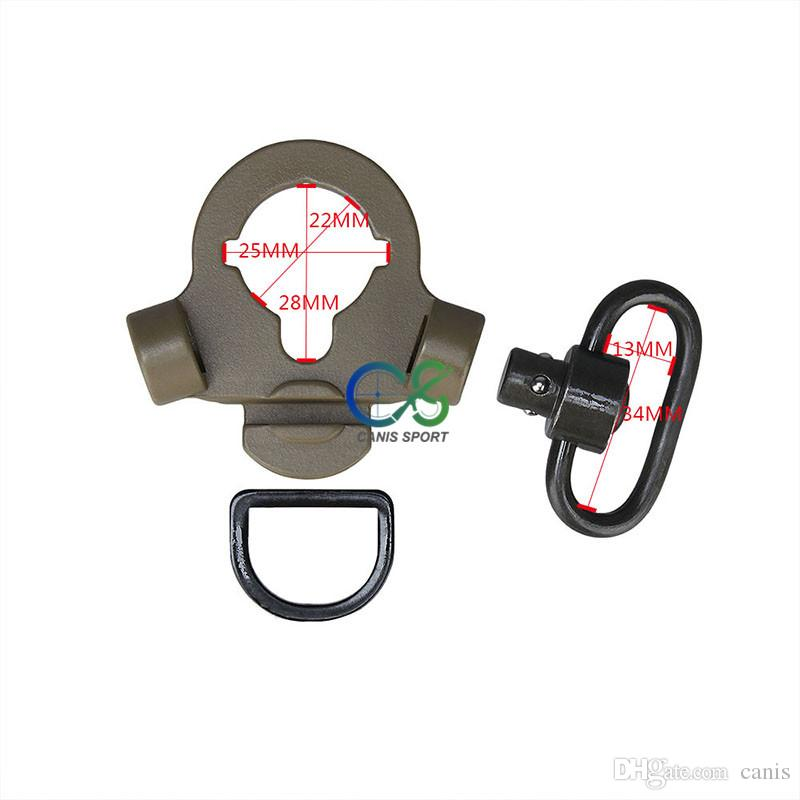 New Arrival Sling Plate Adapter Can Accommodate QD Sling Swivels on Either Side with Good Quality CL33-0112
