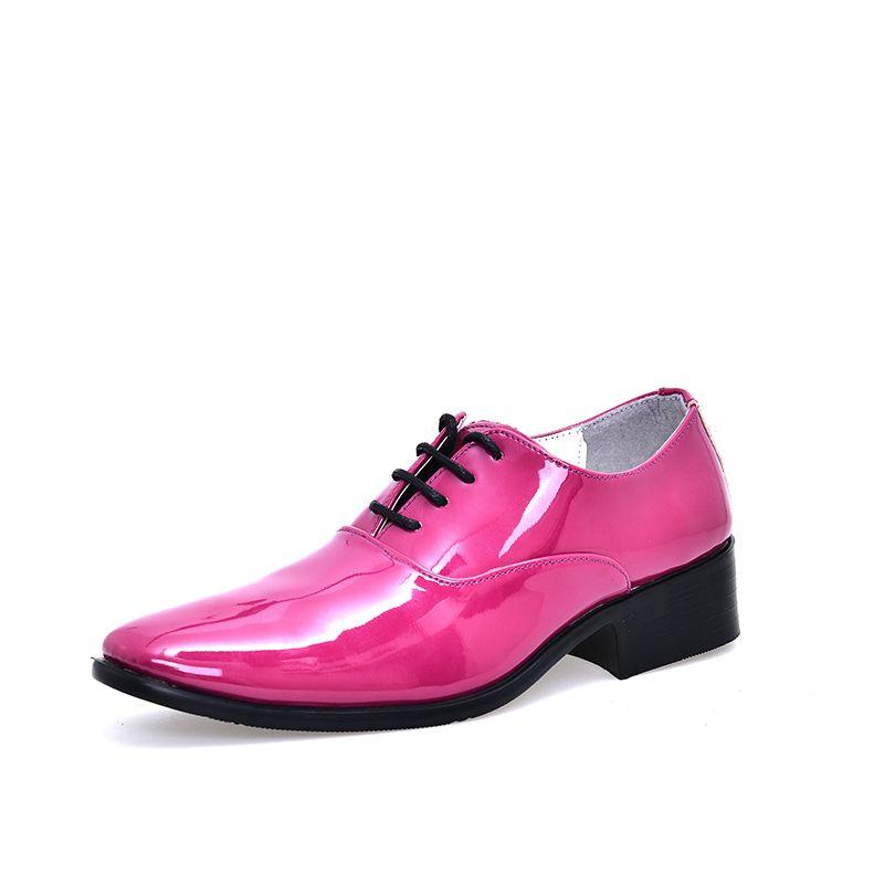 Compre Zapatos Baratos De La Boda Del Hombre Zapatos De Vestido De ...