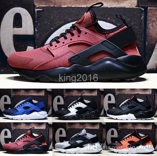 f70b1173a9276 ... switzerland 2017 new air huarache 4 iv run ultra pk4 running shoes for  men airs huaraches