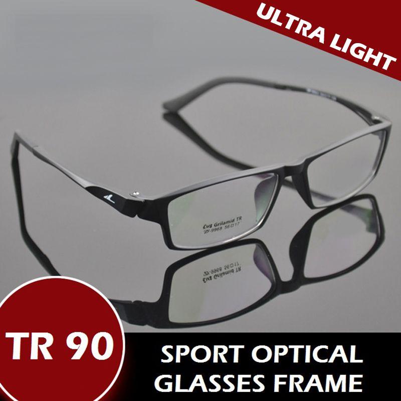 9a1f6d83d6 Wholesale- Chashma Brand TR90 Full Frame Sports Prescription Eyewear ...
