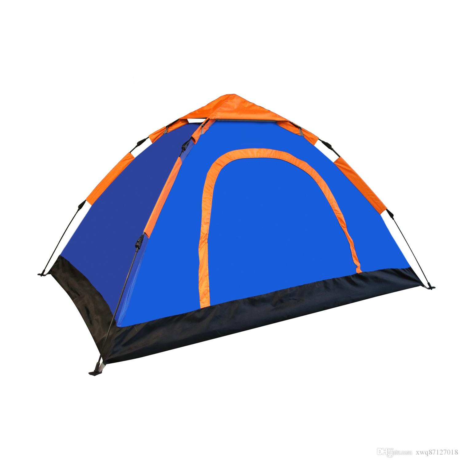 Vihir 3 Season 2 Person C&ing Tents Light Weight Backpacking Tents For Family C&ing Hiking Travel Picnic Winter Tents C& Tent From Xwq87127018 ...  sc 1 st  DHgate.com & Vihir 3 Season 2 Person Camping Tents Light Weight Backpacking ...