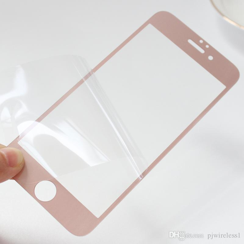 3D Protector Full Tempered Glass For ZTE Blabe X Z965 Cricket Top Quality Tempered Glass Film Screen Protector with paper packaging C