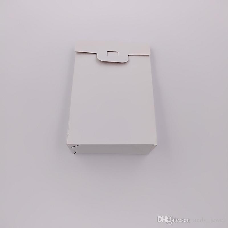 도매 절묘한 고품질 미니 백서 상자 선물 상자 9 * 6 * 판도라 스타일 쥬얼리 매력 구슬 고리 포장 가방에 대 한 3cm