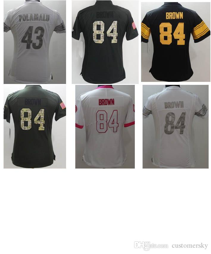 antonio brown ladies jersey