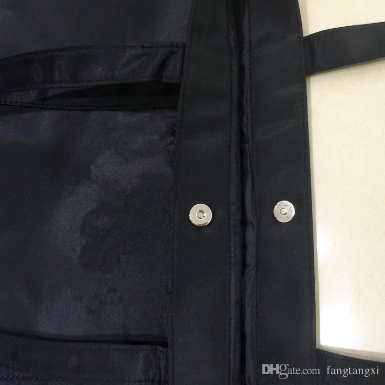 Saco de compras quente lantejoulas grossas Oxford sacos clássico padrão de viagem saco mulheres washbag cosmético maquiagem caixa de armazenamento 3 cor