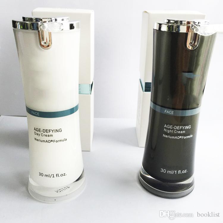도매 뉴 네륨 광고 나이트 크림과 데이 크림 30ml 스킨 케어 나이를 무시한 날 나이트 크림 씰드 박스