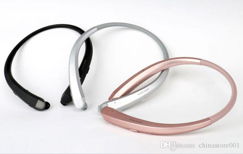 10 stücke HBS 910 TON INFINIM Kopfhörer upgrade HBS 900 Drahtlose HBS910 Kragen Beste Qualität Bbluetooth Stereo Headset 4,1 Sport Kopfhörer
