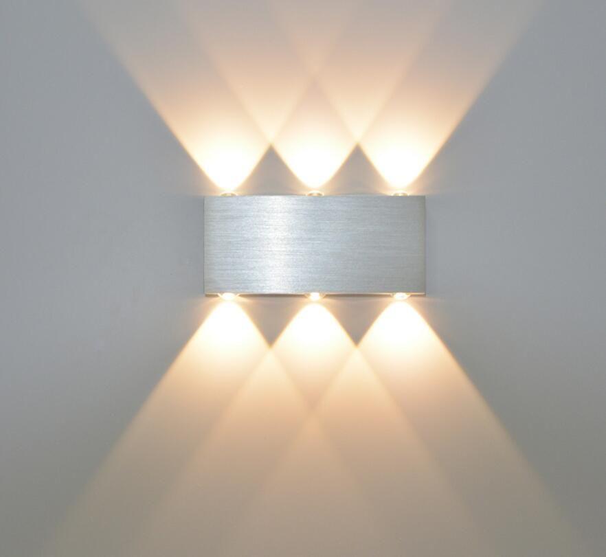 großhandel innen 8w led wandlampen ac100v  220v aluminium