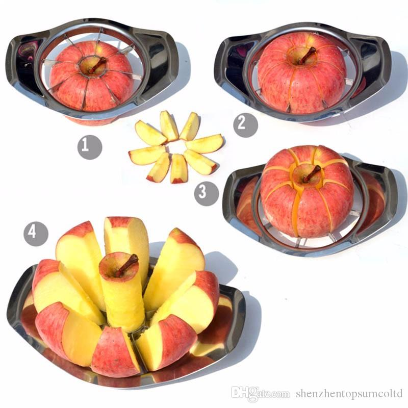 Ze stali nierdzewnej Apple Slicer Owoce Narzędzia Warzywa Akcesoria kuchenne
