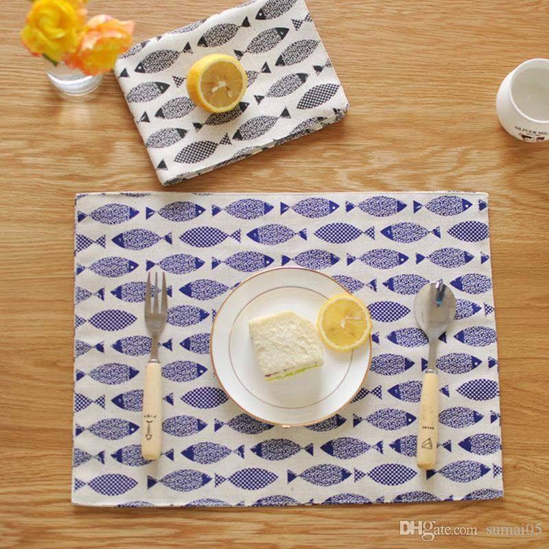Discount Bz Table Mats Tableware Mats Pads Minimalist Cloth - Discount table pads
