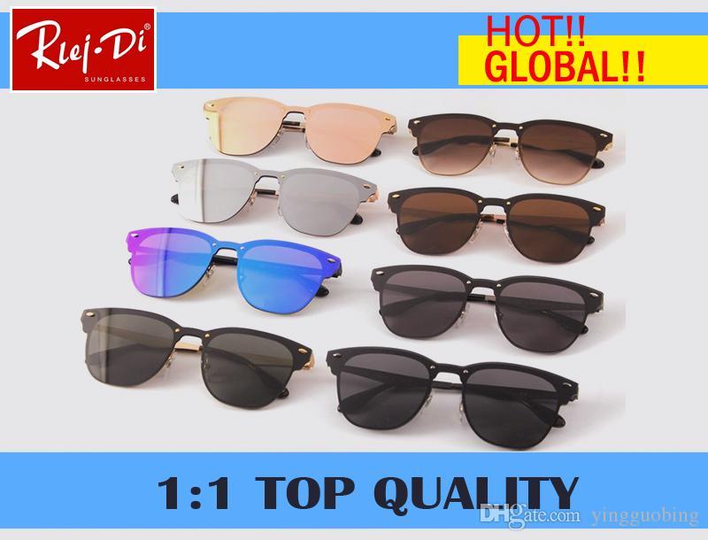 05d3e86c79d Top Quality STORY Hot Rays Brand Designer Luxury Women Men Blaze Sunglasses  Rose Gold Sunglasses For Lady Mirror UV400 Gafas 3576N Glasses Tifosi  Sunglasses ...