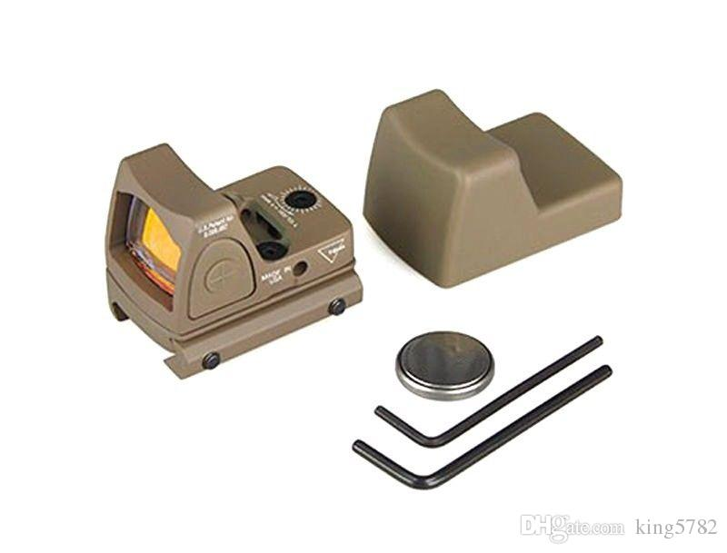 Trijicon RMR Red Dot Sigh Style Red Dot Sight With Switch For Hunting