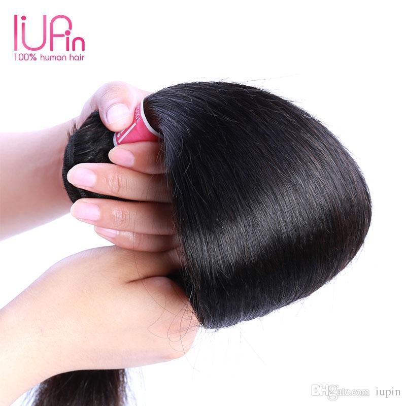 Brazilian Virgin Hair Straight 3 Bundles 7A Grade Brazilian Malaysian Peruvian Indian Hair Unprocessed Virgin Brazilian Human Hair Extension