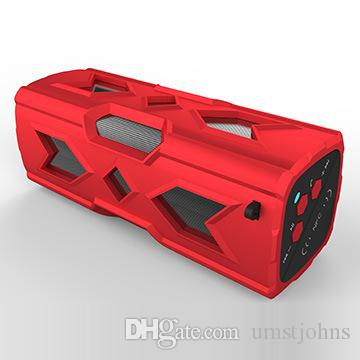 Outdoor sports waterproof bluetooth speakers Wireless bluetooth stereo High quality wireless speakers The new subwoofer factory wholesale